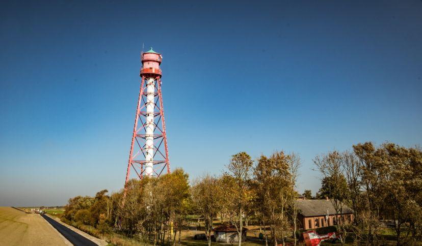 Campener Leuchtturm, © Andrea Ullius, ullala.ch