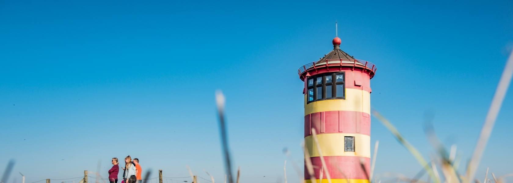 Pilsumer Leuchtturm, © Andrea Ullius, ullala.ch